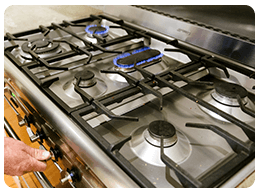 Gas Ovens and Barbecues