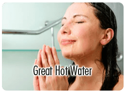 Great Hot Water