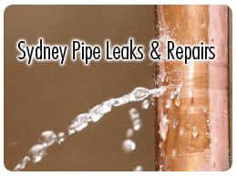 Pipe Leaks and Repairs