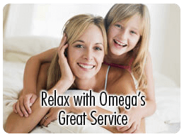 Relax with Omega Plumbing